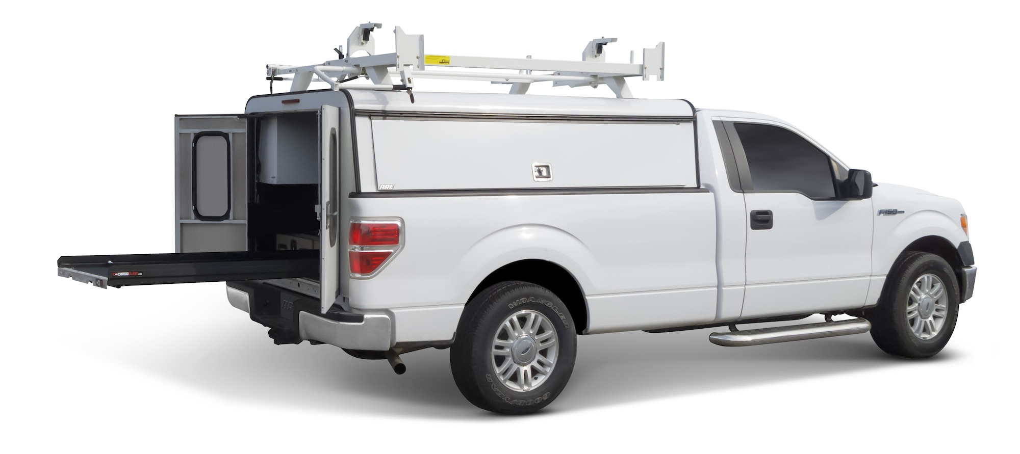 Commercial Alty Camper Tops